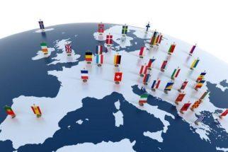 Quantos países fazem parte da Europa?