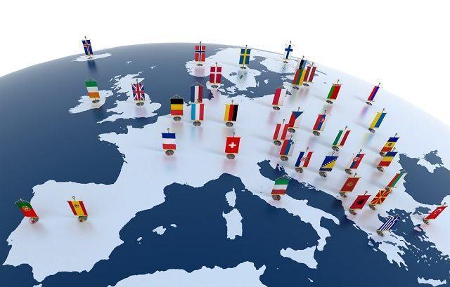Quantos países fazem parte da Europa