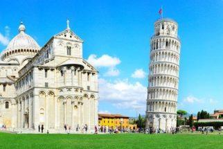 A Torre de Pisa, na Itália, corre o risco de cair?