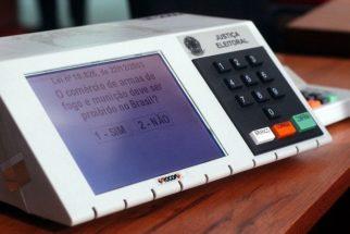 A urna eletrônica brasileira