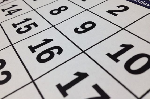 Aprovada antecipação para a segunda de feriado que cair em outro dia da semana
