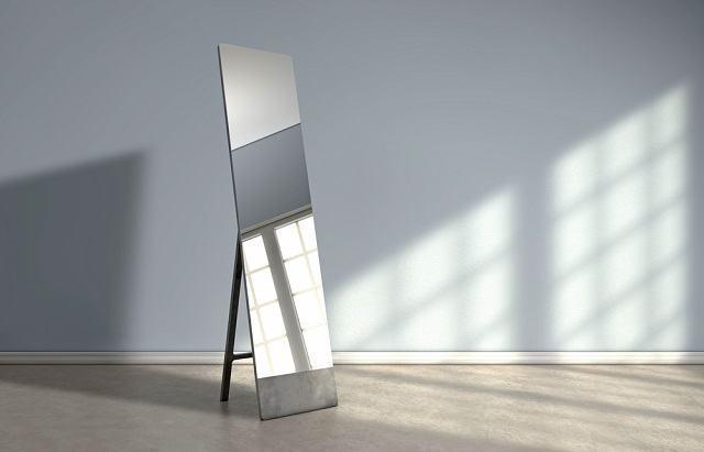 Como é fabricado um espelho?