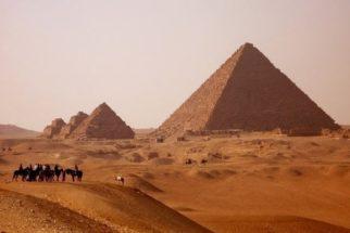 Pirâmides do Egito: como e por que foram construídas