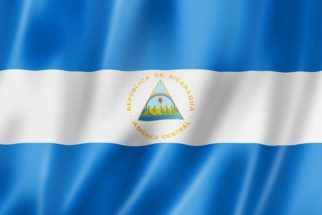 Significado da bandeira da Nicarágua