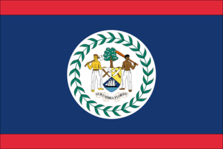 Significado da bandeira do Belize