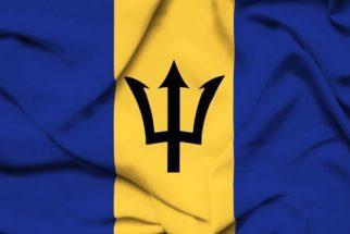 Significado da bandeira de Barbados