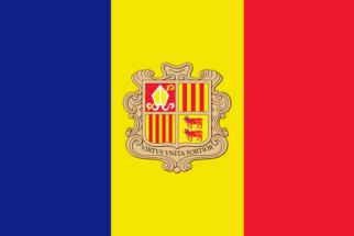 Significado da bandeira de Andorra