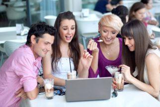 Cresce número de jovens que utilizam a internet