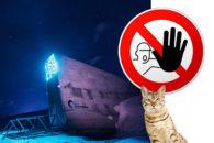 8 lugares secretos no mundo onde é proibido humano entrar