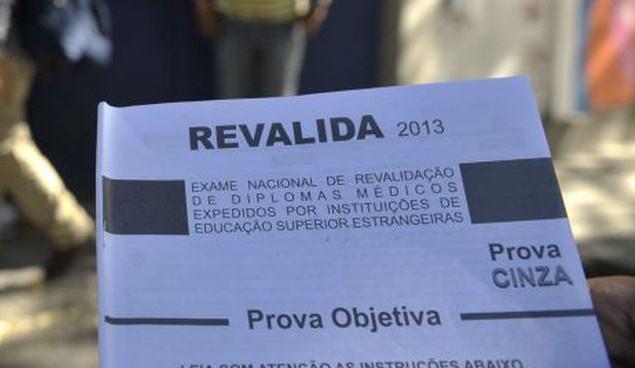 Segunda etapa do Revalida está com inscrições abertas