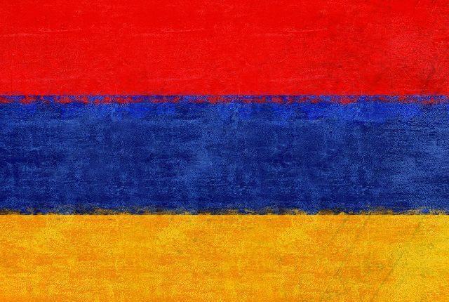 Significado da bandeira tricolor da Armênia