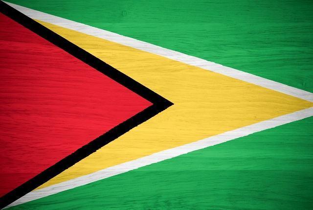 Significado e história da bandeira da Guiana