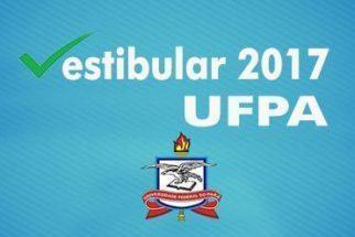 UFPA está com inscrições abertas para Vestibular 2017