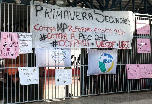 Defensoria Pública faz recomendação sobre ocupações para o MEC e reitores