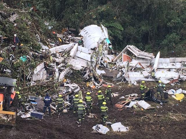 Tragédia: o acidente com o avião da Chapecoense e as dezenas de mortos