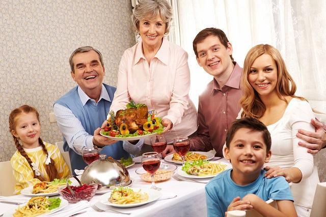 comidas do dia de ação de graças nos estados unidos