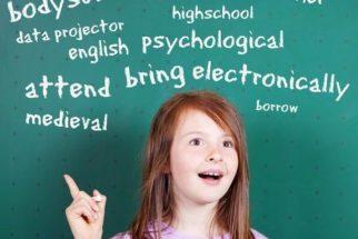 Aprender inglês na infância garante boa fluência e outras vantagens