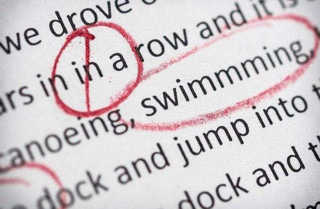 Como fazer uma redação em inglês