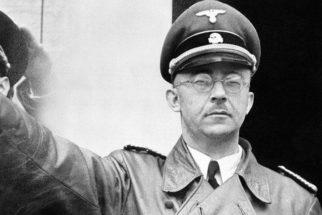Heinrich Himmler, o homem de confiança de Hitler