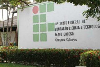 IFMT divulga resultado do Exame de Seleção para cursos técnicos