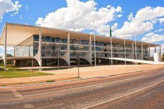 Palácio da Alvorada, residência oficial do presidente do Brasil