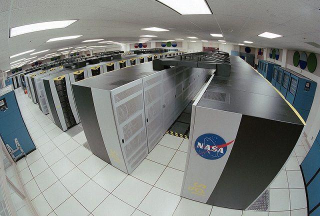 Os supercomputadores, gigantes processadores de dados