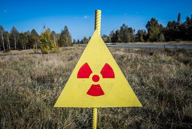 Radiação Gama, energia capaz de atravessar grandes espessuras