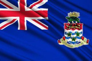 Significado da bandeira das Ilhas Caimão (Cayman)