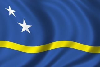 Significado da bandeira de Curaçao ou Curaçau