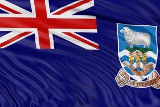 Significado da bandeira de Ilhas Malvinas ou Falklands