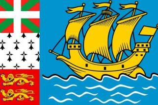 Significado da bandeira de Saint-Pierre e Miquelon