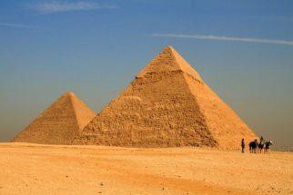 Você sabia que o Egito não é o país com mais pirâmides. Descubra qual é