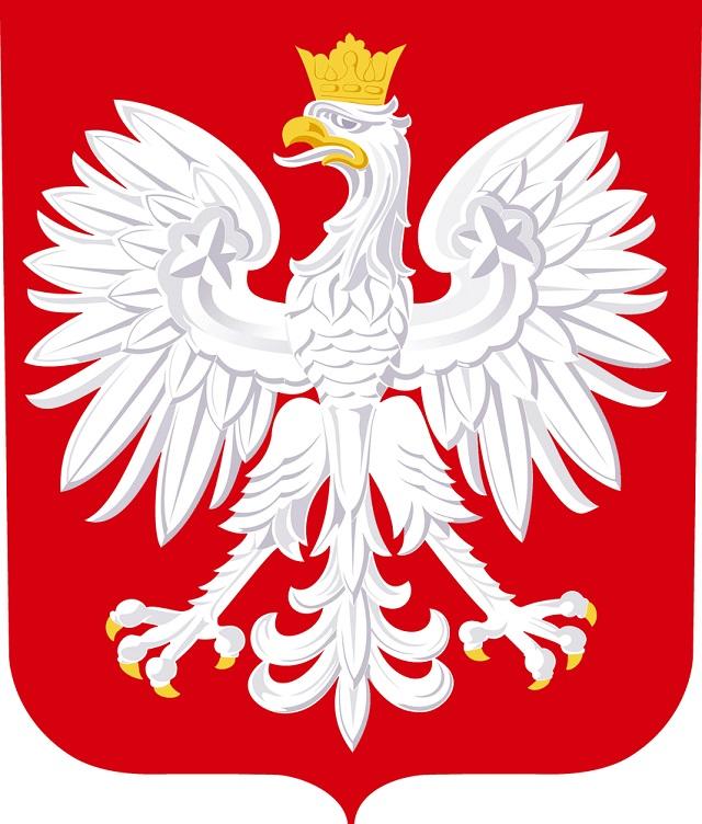 Brasão de armas da Polônia
