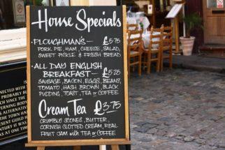 Nomes dos alimentos (food) em inglês. Veja algumas expressões mais usadas