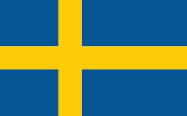 O significado da bandeira da Suécia remete a religião e a geografia do lugar