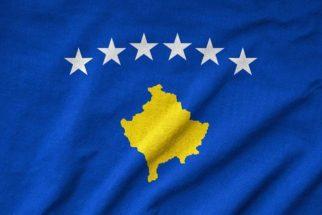 Significado da bandeira do Kosovo