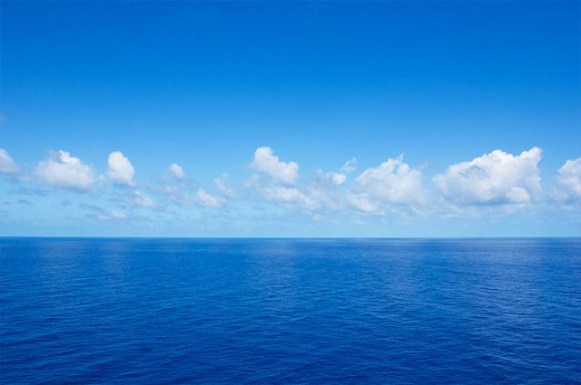 As mudanças climáticas estão alterando a composição química dos oceanos