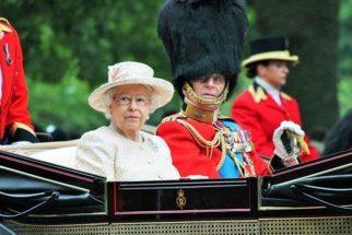 Biografia da rainha Elizabeth