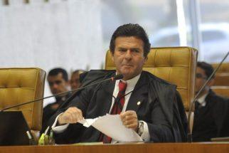 Biografia do ministro do STF Luiz Fux