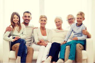 Como se escrevem os nomes dos membros da família (family members) em inglês