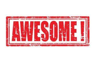 Conheça o significado da palavras 'awesome' em inglês