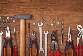 Conheça os nomes de equipamentos e ferramentas em inglês