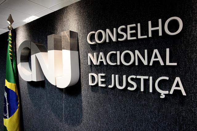 A sede do Conselho Nacional de Justiça funciona em Brasília
