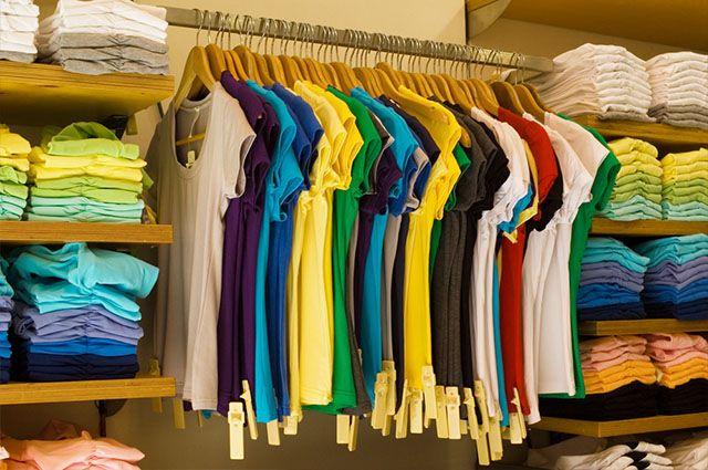 Descubra os nomes das roupas em inglês