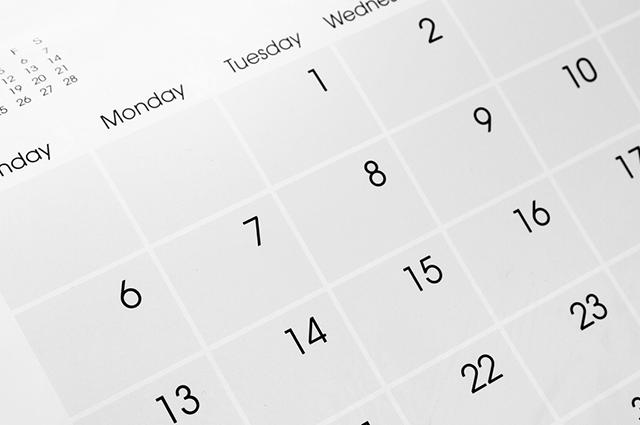 Os nomes dos dias da semana em inglês tiveram inspiração nos planetas e divindades pagãs