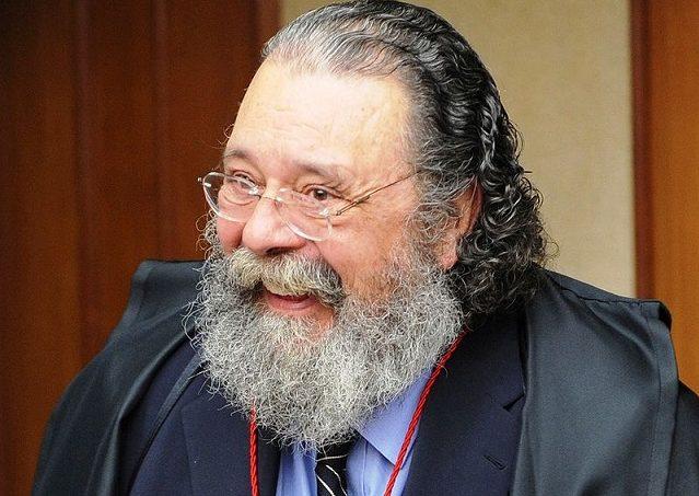 Eros Grau foi um dos ministro do STF por seis anos