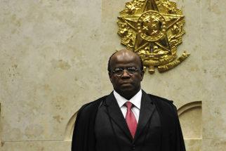 Biografia do ministro do STF Joaquim Barbosa