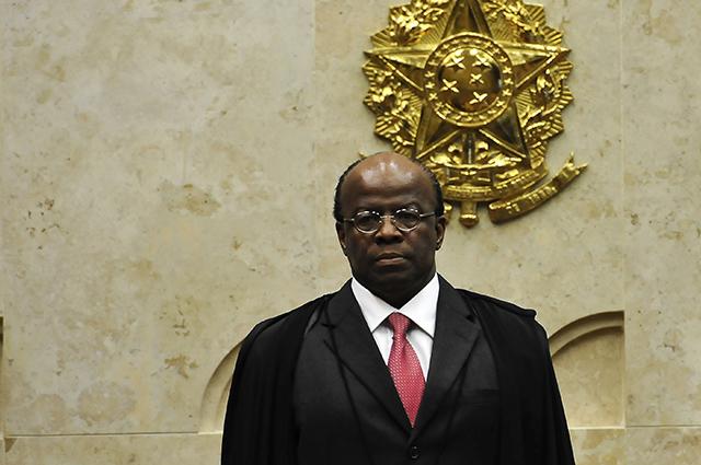 Joaquim Barbosa foi ministro do STF por mais de 10 anos