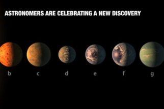 Trappist-1: O novo sistema solar com 7 planetas descoberto pela Nasa