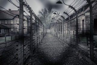 O que é uma rede de campos de concentração Auschwitz